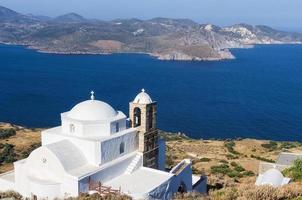 milos island, cyclades, greece foto