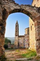 oude kerk in Kardamili foto