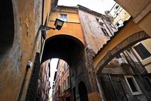in de straten van Rome foto