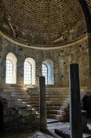 St Nicholas Church in Demre, Turkije foto