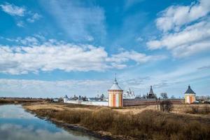 spaso-prilutskii dimitriev klooster foto