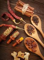 kruiden en specerijen foto