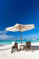 tropische vakantie foto