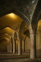 vakil moskee, shiraz, iran foto
