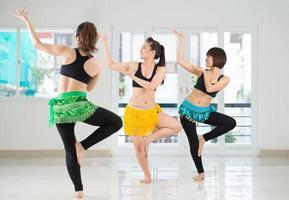 schoonheid buikdanseressen foto