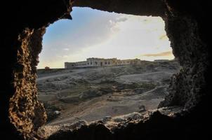 verlaten gebouwen foto