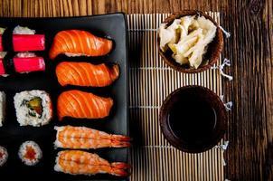 Japanse verse sushi set
