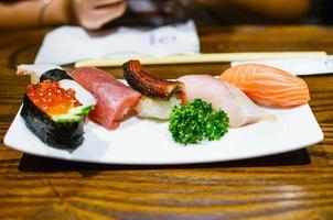 sushi, Japans eten foto