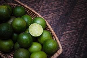 limoen groen foto