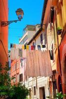 Italiaanse straat foto