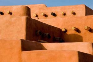 zuidwestelijke architectuur foto