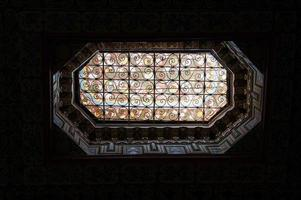 Palais de la Bahia (Bahia Palace) in Marrakech foto
