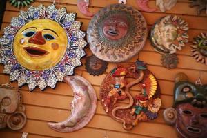 Mexicaanse cadeauwinkel ii foto
