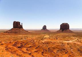 westers landschap foto