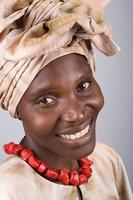 Afrikaanse mode foto