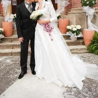 bruiloft rijst foto