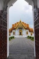 de marmeren tempel foto