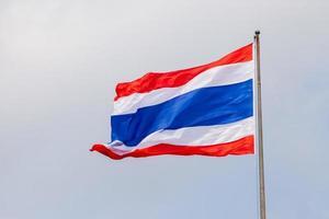 vlag van Thailand