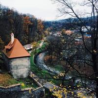 Cesky Krumlov, Tsjechië
