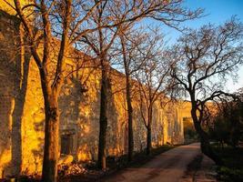klooster in ucles, castilla la mancha, spanje foto