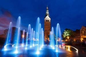 kerk in Polen foto