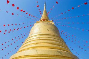 gouden berg (phu khao string) foto