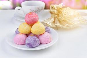 regenboog taarten