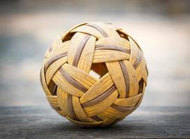 sepak takraw bal
