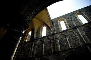 abdij van villers la ville, kerkruïne