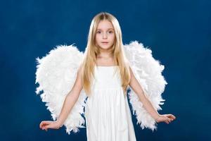 schattige engel foto