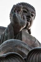 Tian Tan Boeddha foto