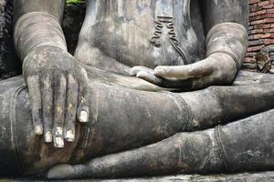 Thailand - Boeddha foto