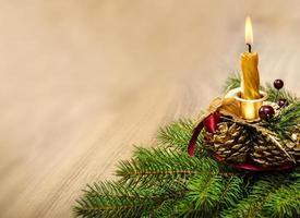 vrolijk kerstfeest foto