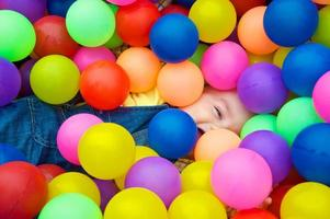 kleurrijke ballen
