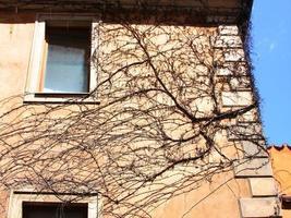 historisch gebouw, stadsplein van Praag foto