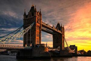 torenbrug foto