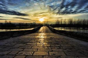 zonsopgang in Selimiye foto