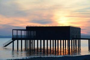 vakantiestemming in het Bodenmeer foto