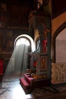in de kerk foto