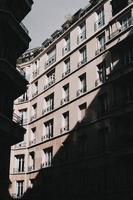 modern architectonisch gebouw foto