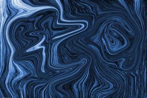 kleurrijke illustratie in abstracte marmeren stijl foto