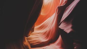 kleurrijke rotsformaties foto