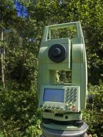 landmeten foto