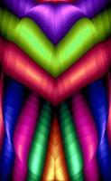 abstracte achtergrond illustratie foto