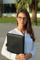 zakenvrouw - stock beeld foto