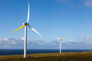 hernieuwbare energie opwekken foto