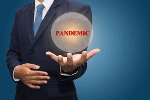pandemisch foto