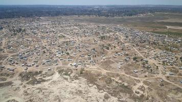 harare, zimbabwe, landelijk gebied foto