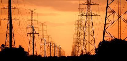 elektrische stroommanieren foto