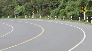 rijweg foto